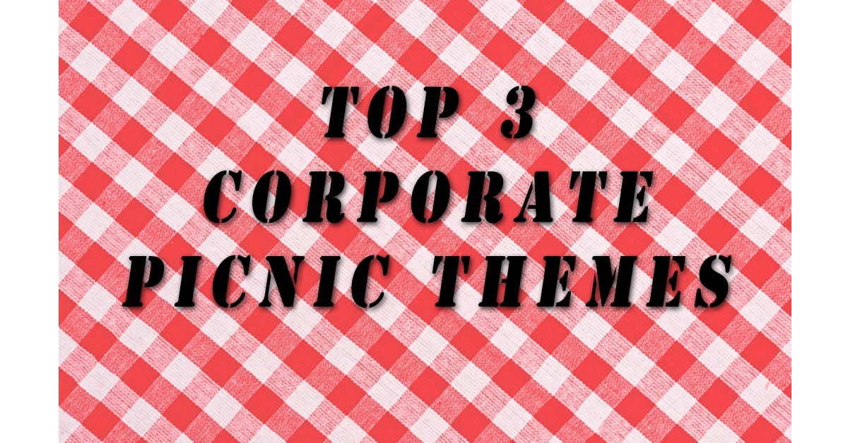 Corporate Picnic Themes to Consider from NY Party Works