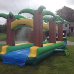 Tropical Slip & Slide from NY Party Works