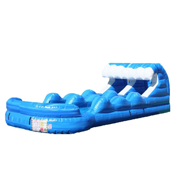 Tsunami Dual Lane Slip & Slide from NY Party Works