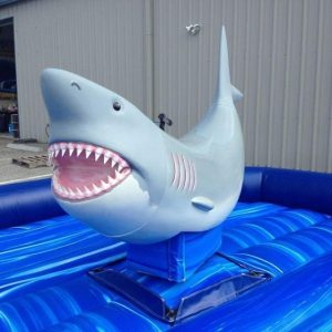 Ride a Mechanical Shark from NY Party Works