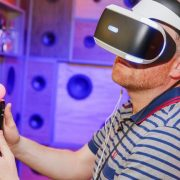 Sony Play Station Virtual Gaming Experience with NY Party Works