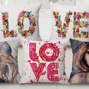 LOVE MeMe Pillows in NYC