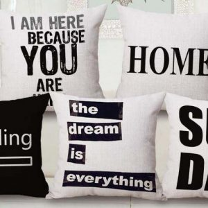 MeMe Pillows from NY Party Works