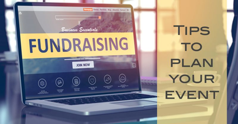 Tips for Planning a Fundraising Event