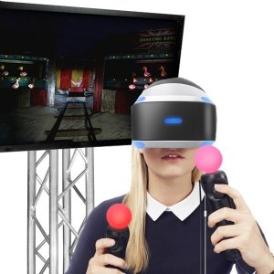 Playstation VR with NY Party Works