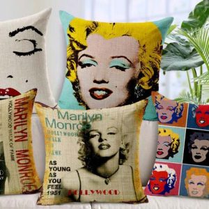 Marilyn Monroe MeMe Pillows from NY Party Works