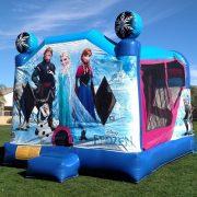fronzen inflatable