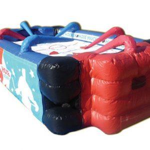 inflatable air hockey