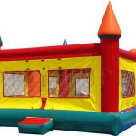 20 ft by 20 ft inflatable castle