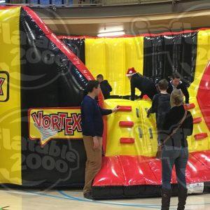 Inflatable vortex