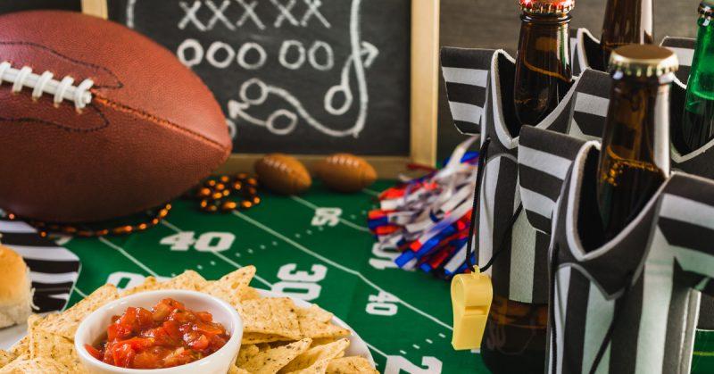 Make Your Football/Big Game Party Championship Caliber