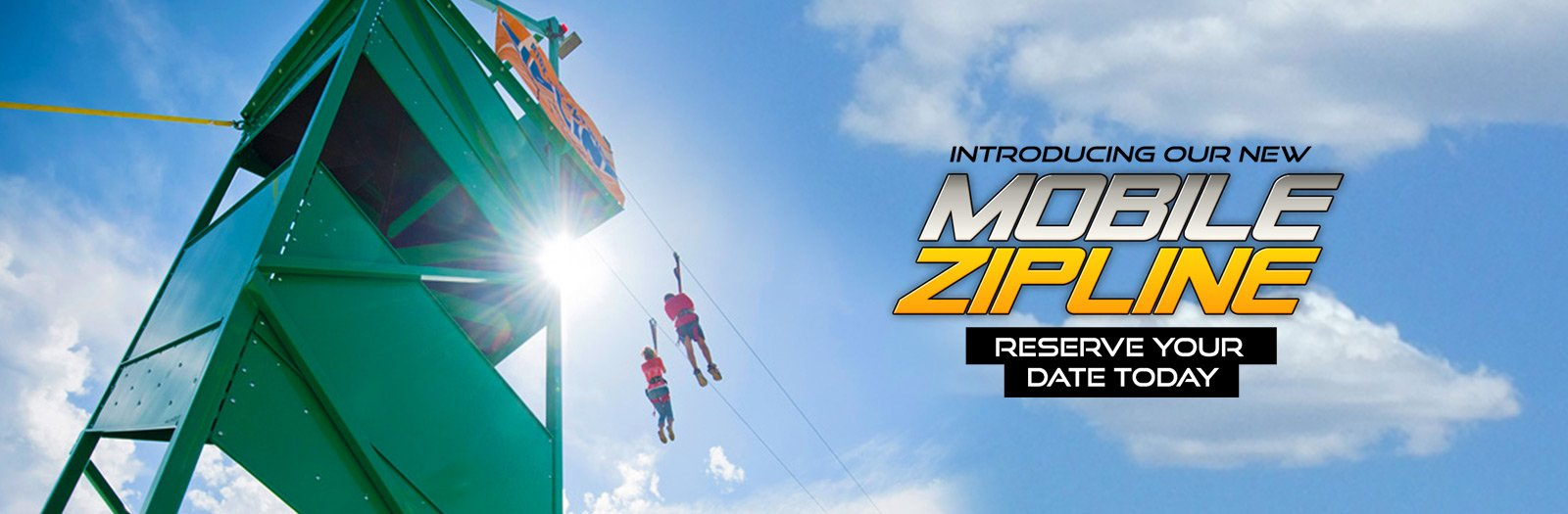 Mobile Zipline with NY Party Works