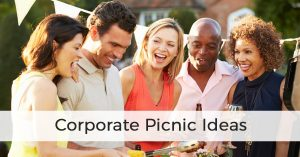 Corporate Picnic Ideas from NY Party Works
