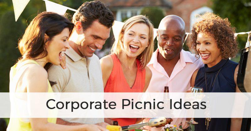 Corporate Picnic Ideas