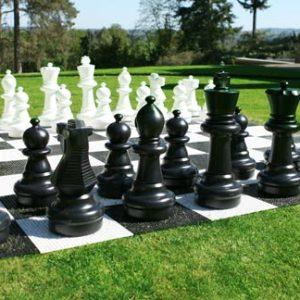 Oversized chess board