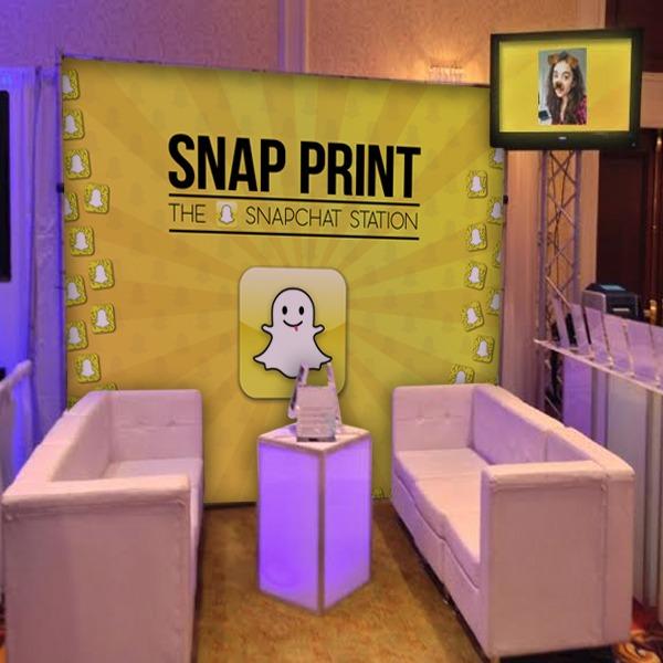 Snapchat station