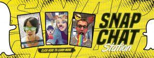 Snapchat stations