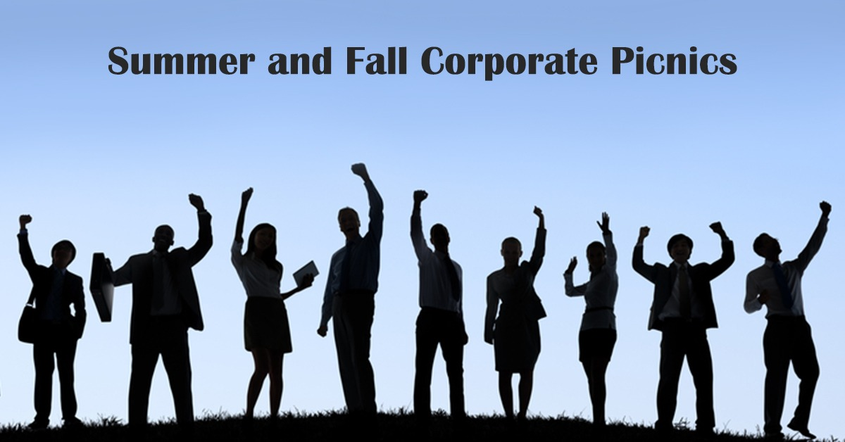 Summer and Fall Corporate Picnics
