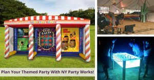 Plan a themed party