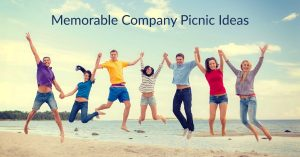 Memorable Company Picnic Ideas