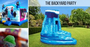 The Backyard Party