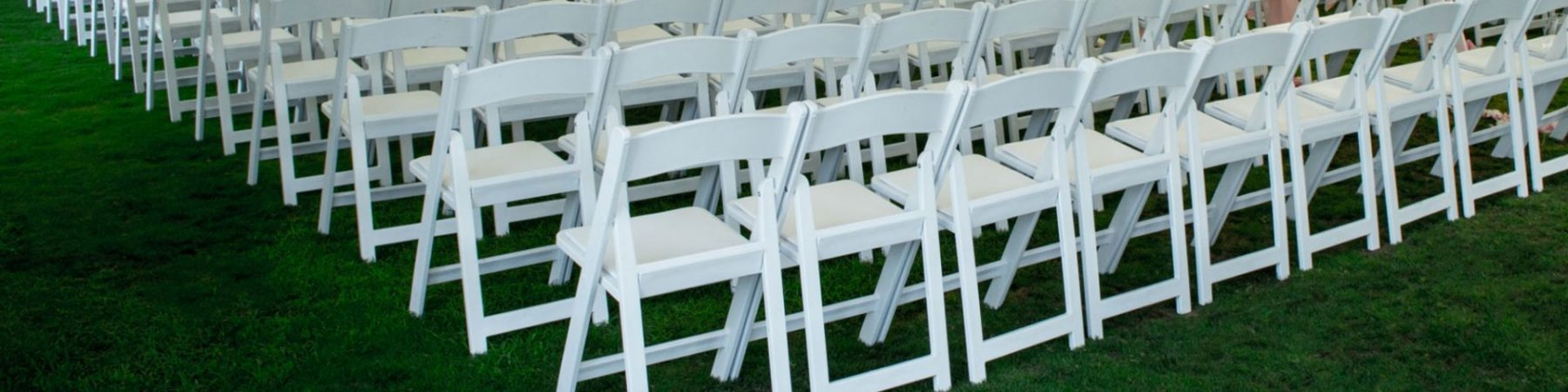 chair rentals for events