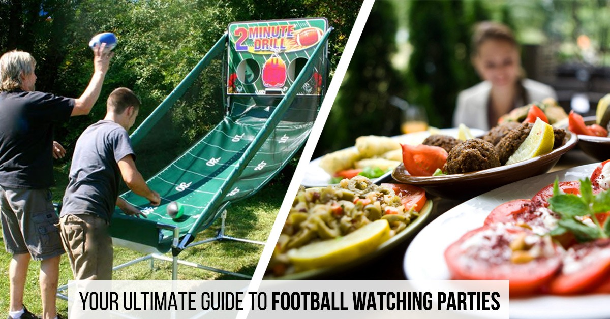 Your Ultimate Guide to Football Parties