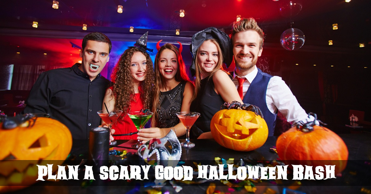 Plan a Scary Good Halloween Bash With NY Party Works