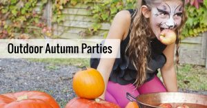 Outdoor Autumn Parties