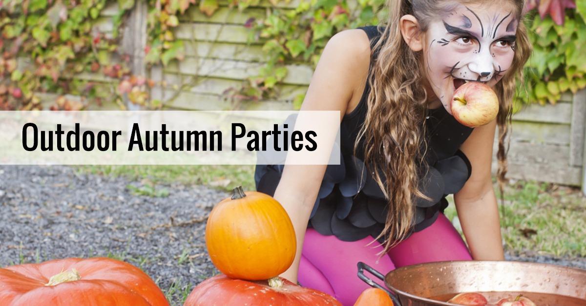 Outdoor Autumn Parties