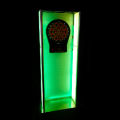 LED dart board