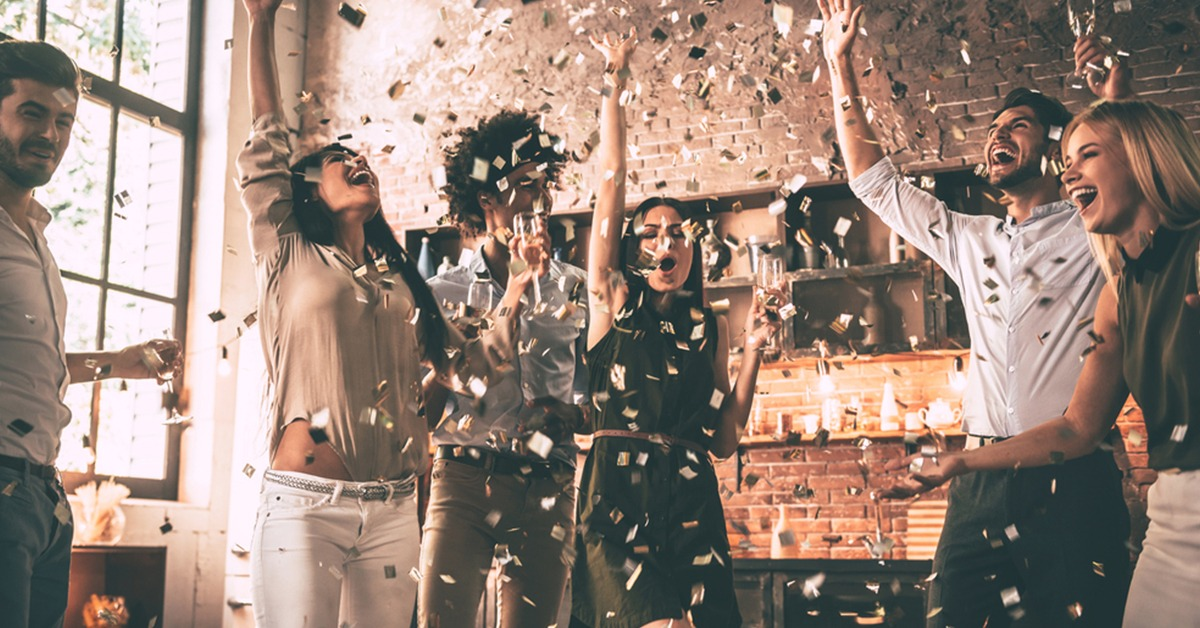 Making your Indoor Party Spectacular