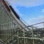 VR Wooden coaster