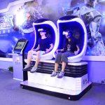 Kids in VR Pods