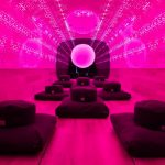 Meditation Bus Interior