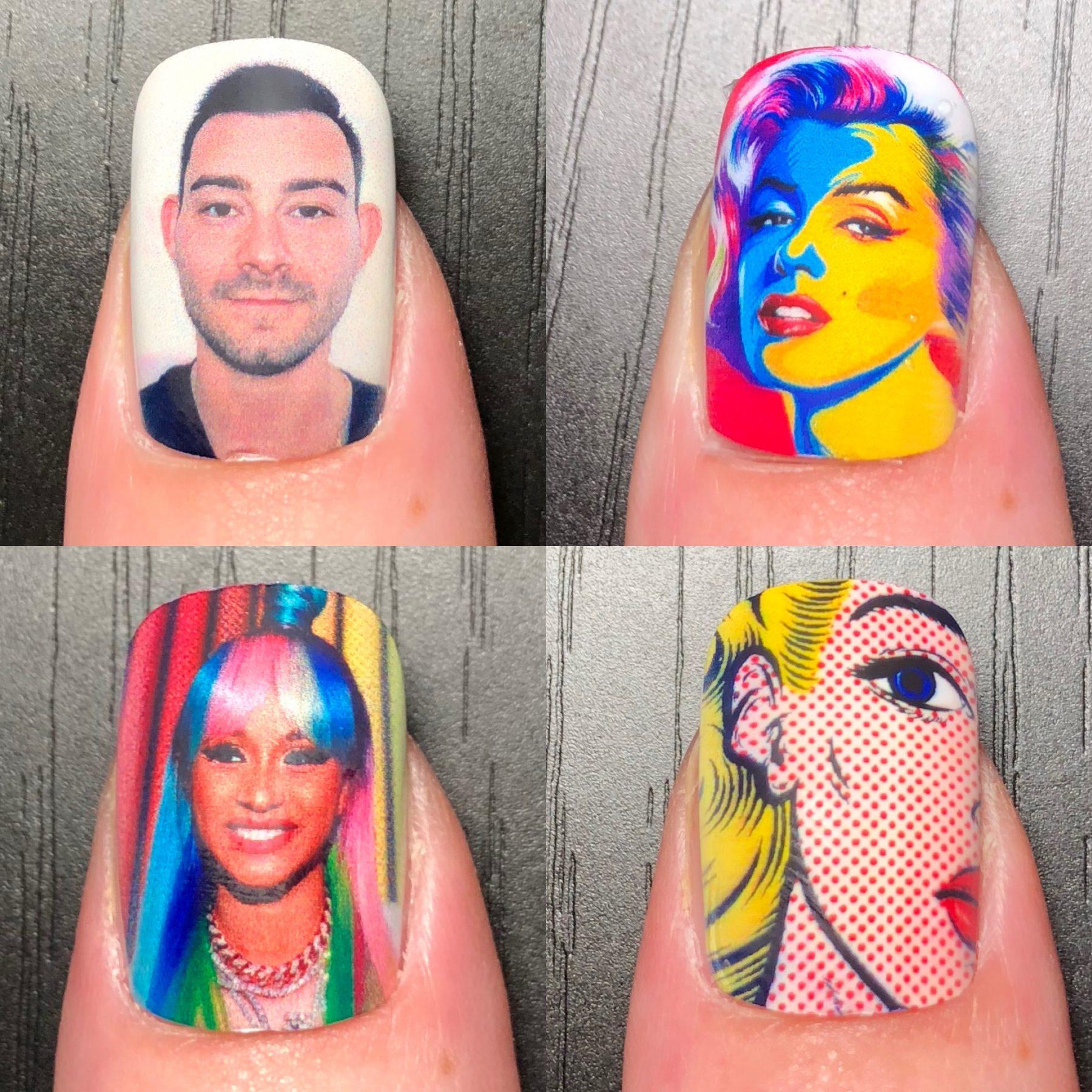 Nail Art Options