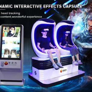 Dynamic VR Pods