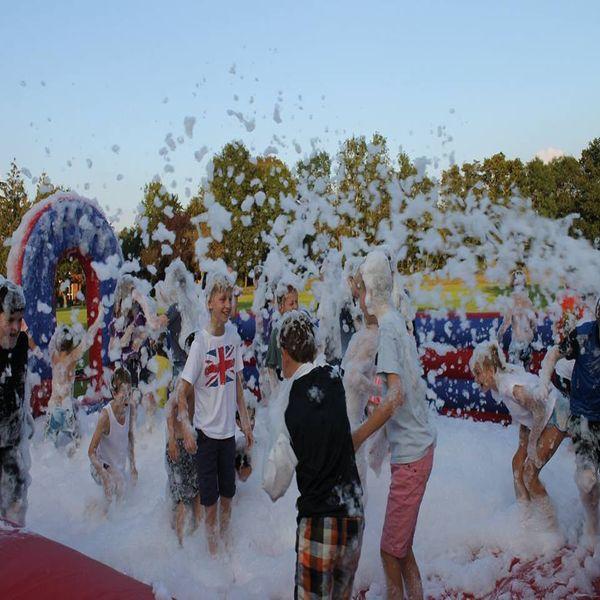 Kid's Foam Party