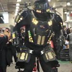 Black Robot Rental