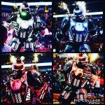 Robot performer