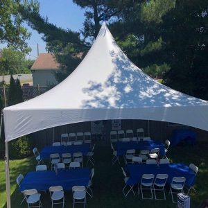 Tent Rental Options