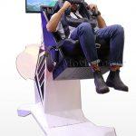VR Flight Simulator Lift