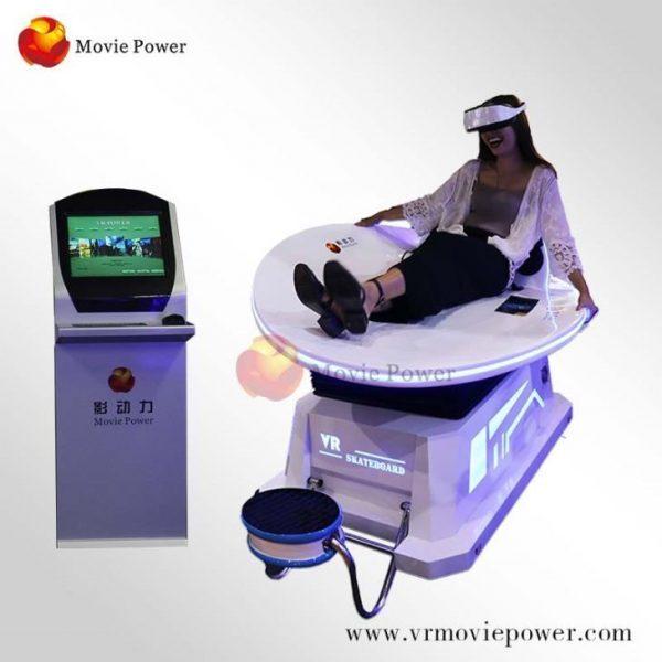 VR Slide Gaming