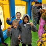 Children with Butterflies