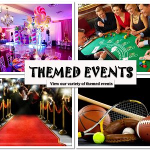Themed event rentals
