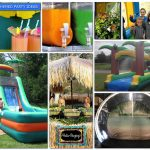 Tropical themed events