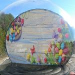 Easter Globe