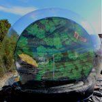 St Patrick's Day Globe