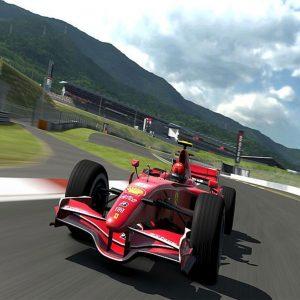 VR Racing game