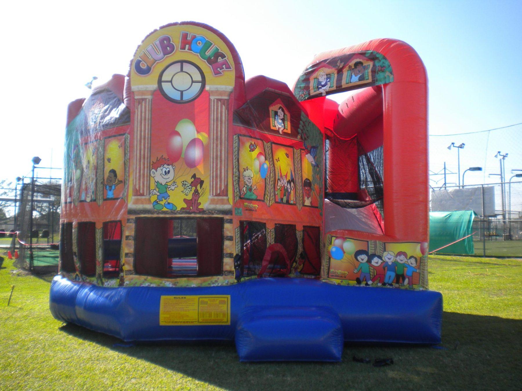 Club House Bounce